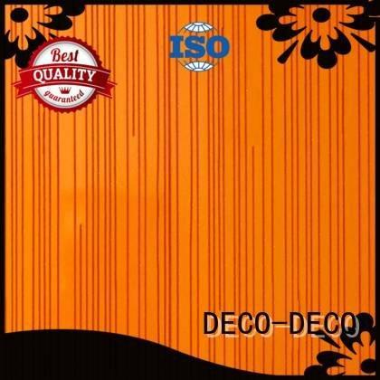 PETG Panels strip stream DECO-DECO Brand