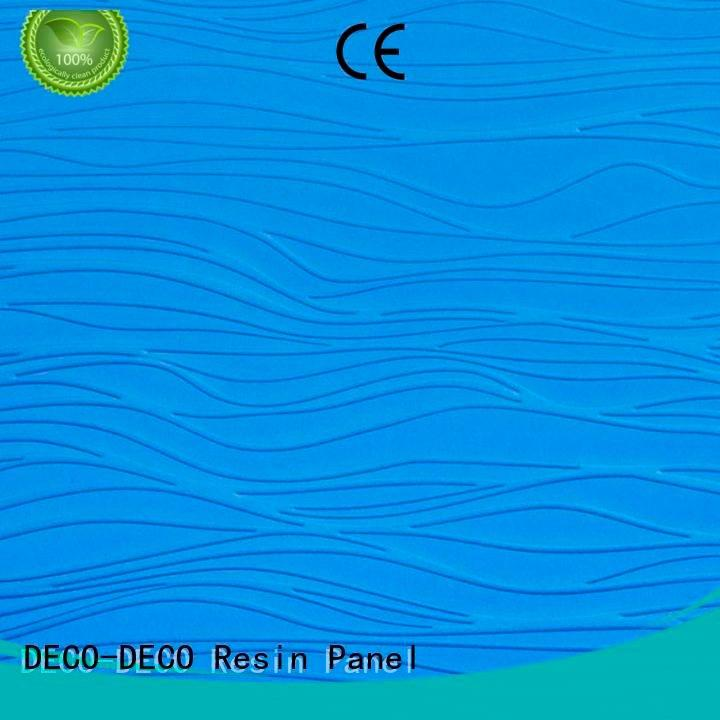 DECO-DECO Brand textured resin nappa PETG Panels