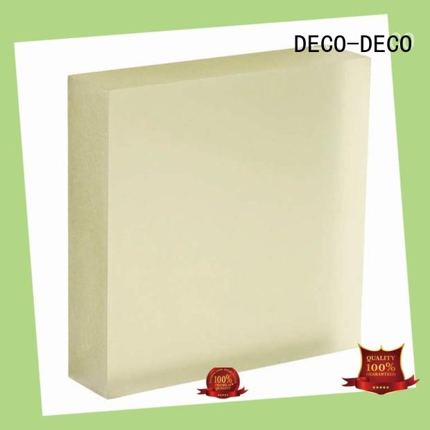 matt translucent resin panels organic materialmanufacturer for shopping mall