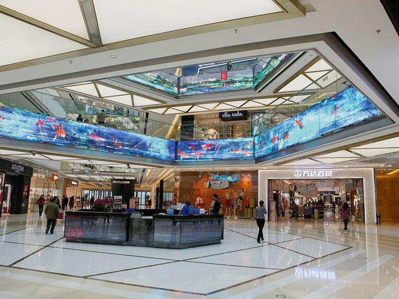 Chengdu Taurus Wanda Plaza