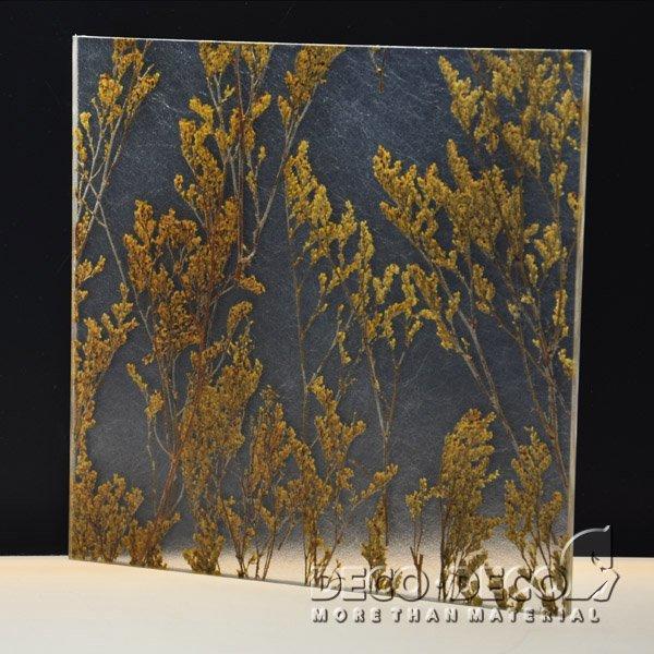 organic material resin panel Statice