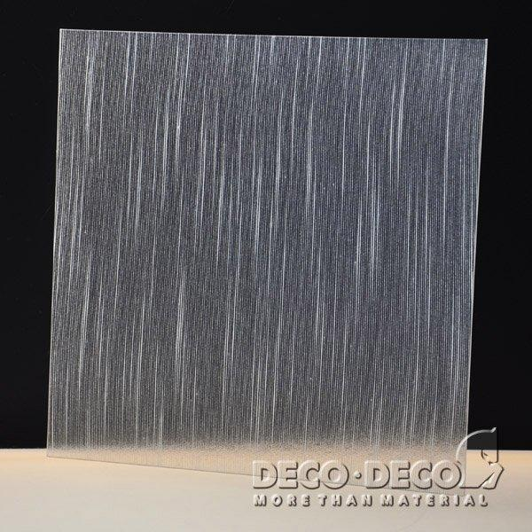 laminated resin panel Straight