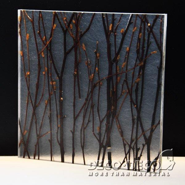 organic material resin panel Birch