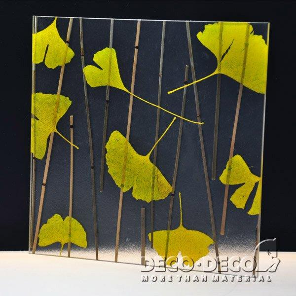 organic material resin panel Gingle