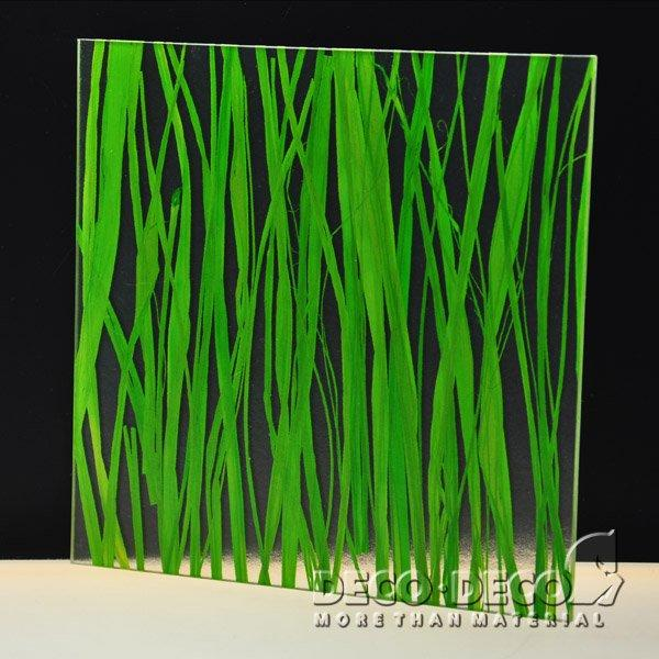 organic material resin panel Seaweed