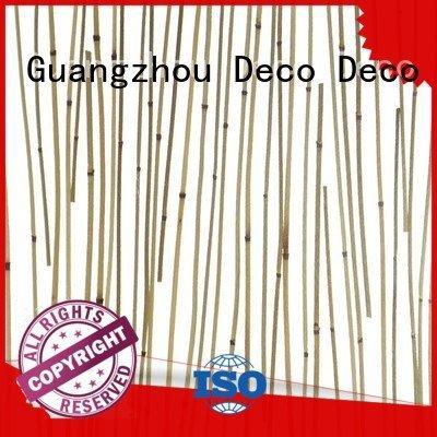 DECO-DECO decorative wall panels timber ochid ring wood