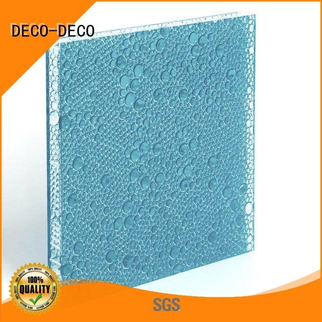 OEM polyester resin panels tai end polyester acoustic panels