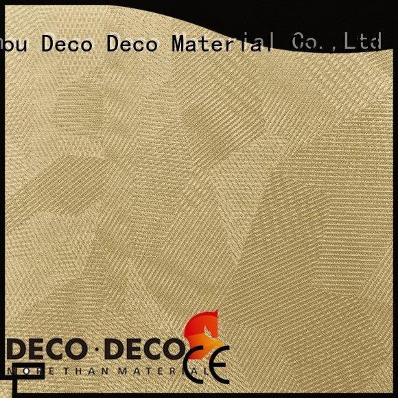 Custom PETG Panels textured flowing nappa DECO-DECO