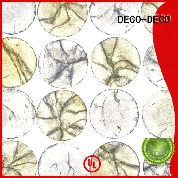 form shell acrylic wall panels resin DECO-DECO