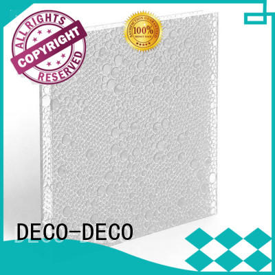 DECO-DECO attractive resin casting supplies organic materials for LED lighting