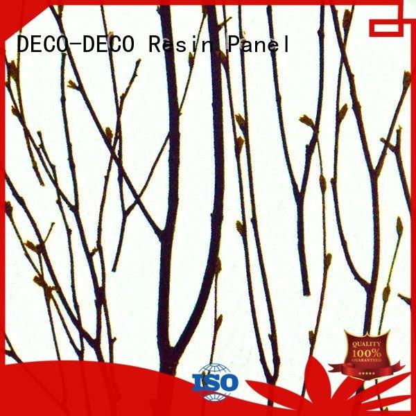 DECO-DECO statice leaf decorative wall panels timber panel
