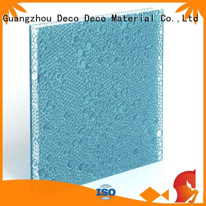 DECO-DECO root pop polyester resin panels bewitched clear