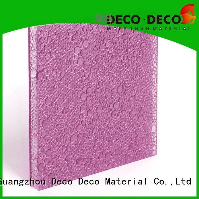 polyester acoustic panels noir tai powder persimmon