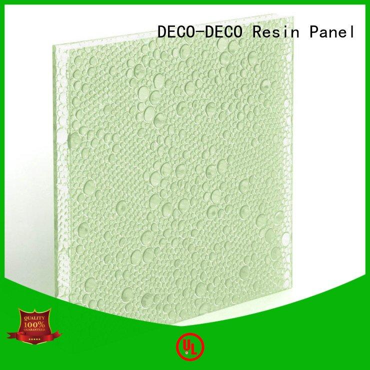 OEM polyester resin panels cobalt tai polyester acoustic panels