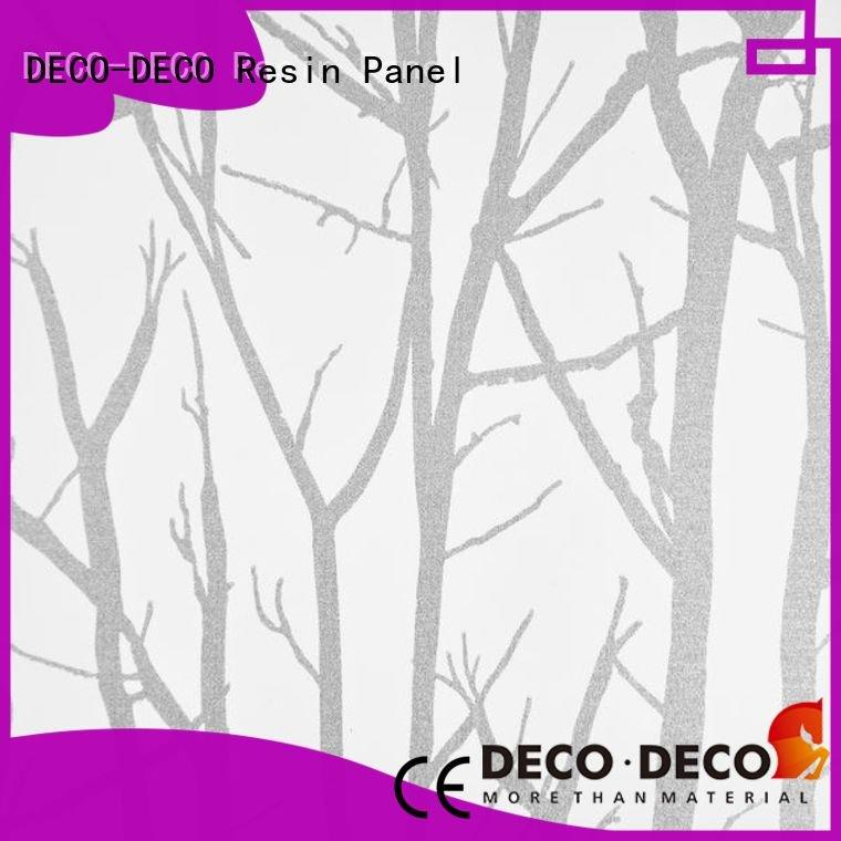 DECO-DECO blaze straight Fiber resin panels flap bulton