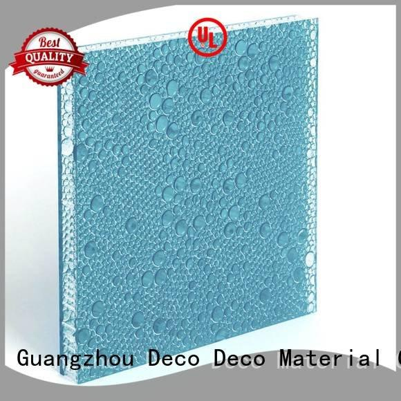 Custom vitamin polyester resin panels ghost polyester acoustic panels