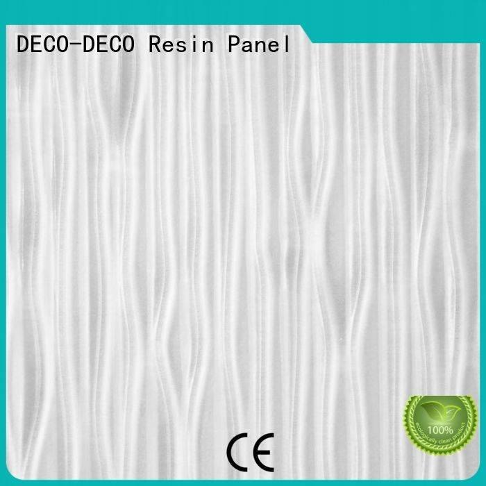 nappa rain PETG Panels panel DECO-DECO