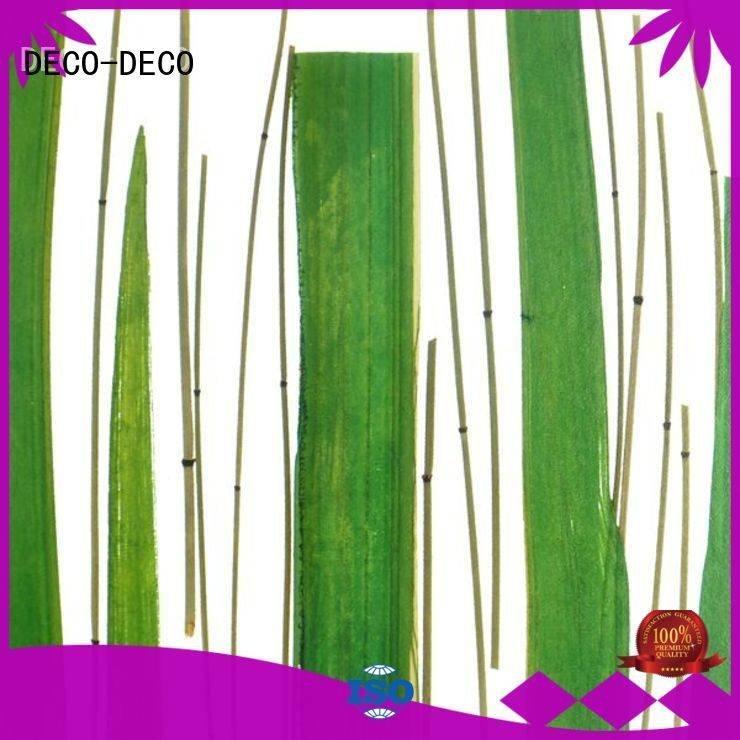 organic reed resin DECO-DECO decorative wall panels