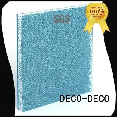 ghost polyester resin panels DECO-DECO polyester acoustic panels