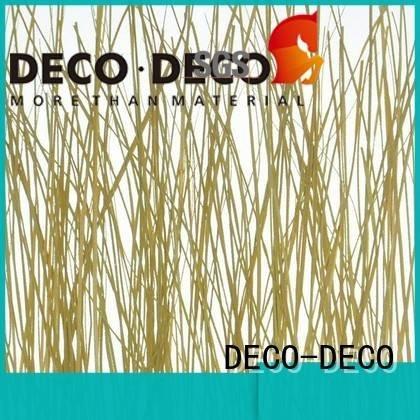 DECO-DECO Brand material decorative translucent panels fern panel