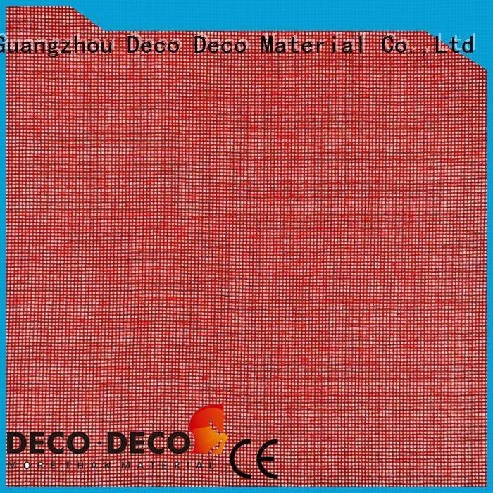 DECO-DECO Brand meteor panel straight Fiber resin panels laminated