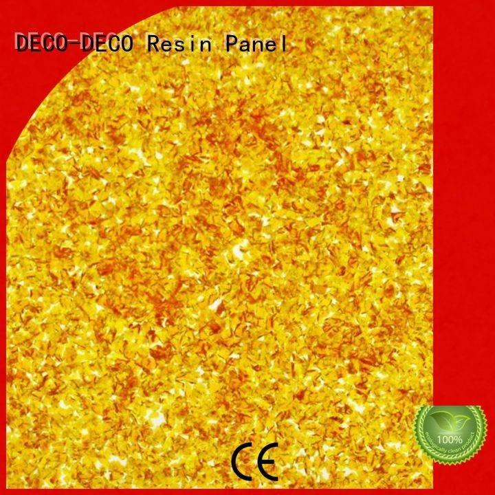 panel acrylic wall panels DECO-DECO Metal resin panel