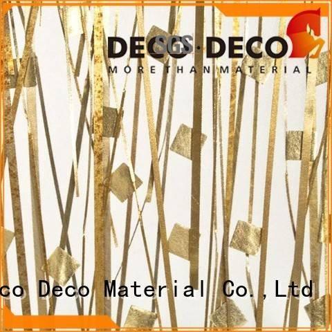 Custom acrylic wall panels grain luxury cryst DECO-DECO