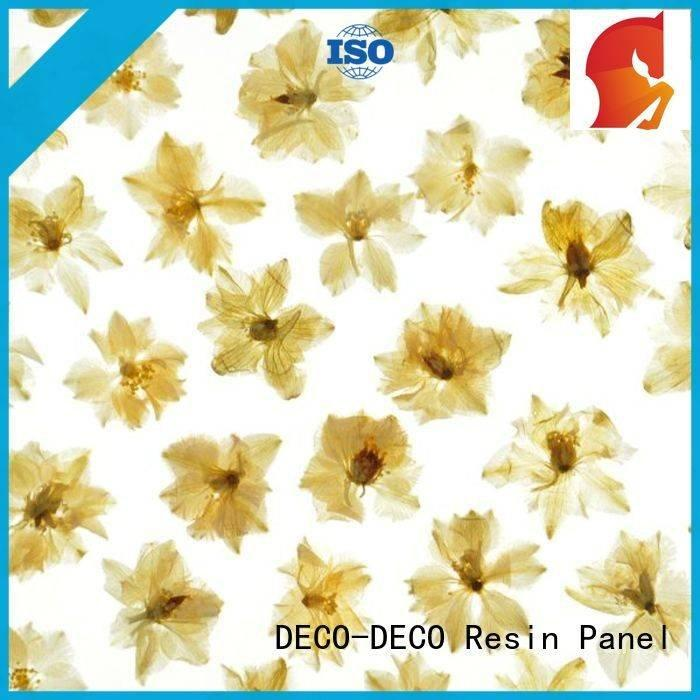 DECO-DECO lily timber decorative wall panels poppy amazon