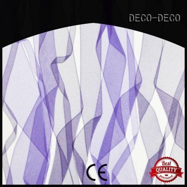 DECO-DECO Brand orna blaze silk Fiber resin panels pure