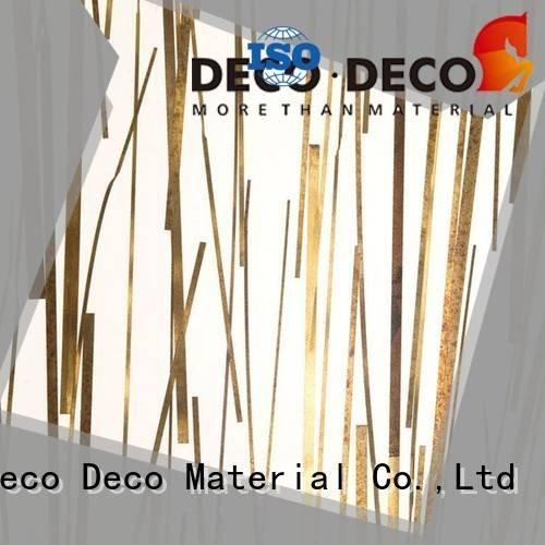 Metal resin panel grain panel OEM acrylic wall panels DECO-DECO